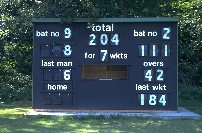 New Place Scorebox - Webmaster did well :o)